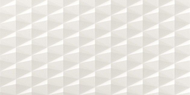3D WALL DESIGN Stars White Matt